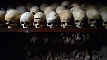 Vídeo: Tres meses de infierno en Ruanda