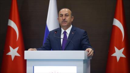 Turquía: Cisjordania es territorio palestino ocupado por Israel
