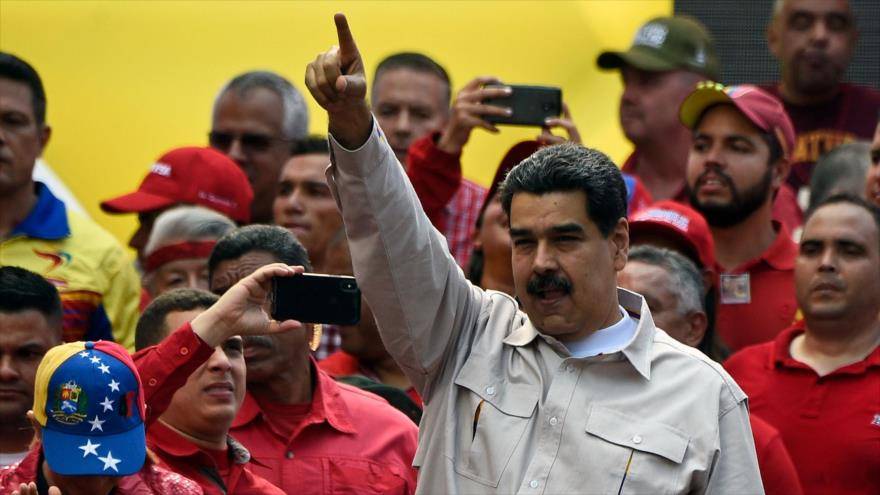 Maduro llama a reactivar el Mecanismo de Montevideo
