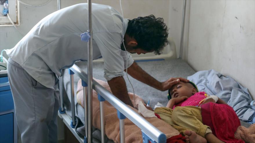 Unicef: 10 millones de niños yemeníes necesitan atención médica | HISPANTV