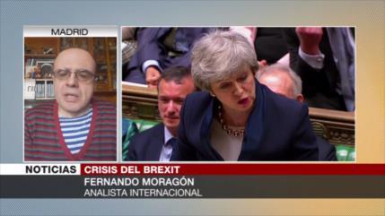 Moragón: Un Brexit caótico resultaría en destitución de May