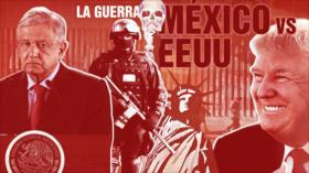 Detrás de la Razón: EEUU vs México, Trump amenaza a López Obrador; Ángel Balderas Puga ¿Venezuela 2?