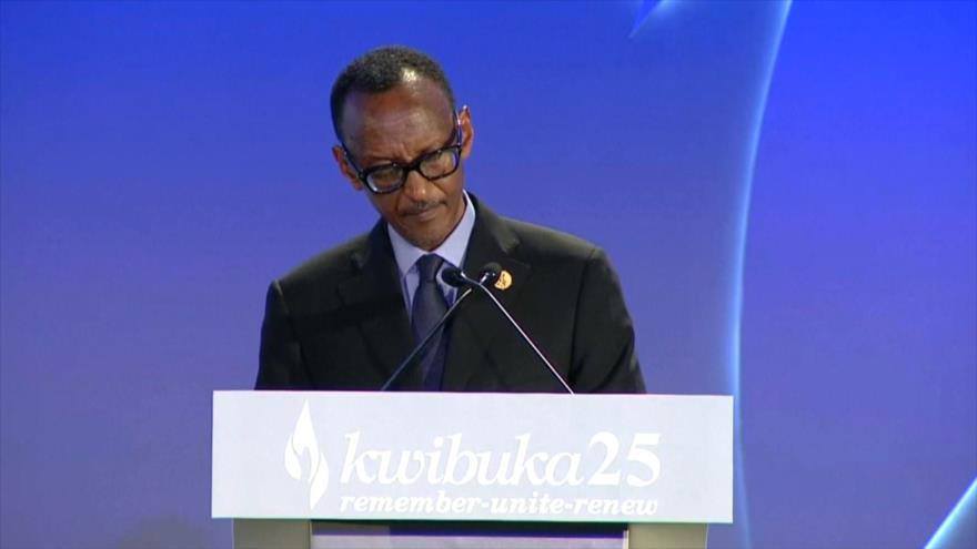 Ruanda conmemora genocidio que cobró la vida de 800 000 personas