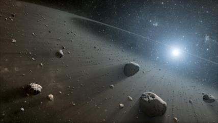 Planeta destruido ayuda a entrever el fin de la Tierra