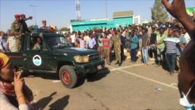 Ejército de Sudán despliega tropas en Jartum debido a protestas