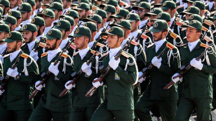 Papel clave del Cuerpo de Guardianes de Irán en últimos 40 años