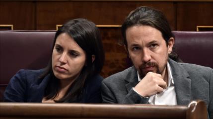 Espiaron a líderes de Podemos pirateando la cámara de su casa