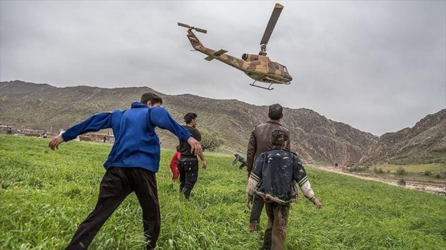 Las sanciones de EEUU agravan situación de damnificados en Irán   HISPANTV