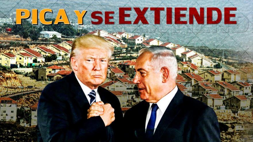 Detrás de la Razón: ¿En Palestina se iniciará la Tercera Guerra Mundial? Trump y el Juicio Final