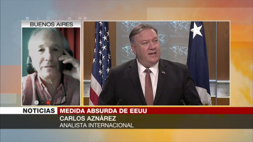 """""""EEUU crea caos en zona al incluir CGRI en su lista terrorista"""""""
