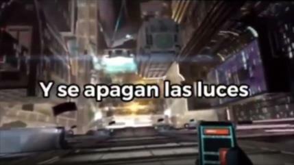 Un videojuego pide atacar sistema eléctrico de Venezuela