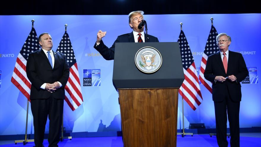 Pentágono no comparte medida de Trump ante Cuerpos de Guardianes | HISPANTV