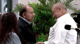 Daniel Ortega insta a seguir dialogando para lograr la paz