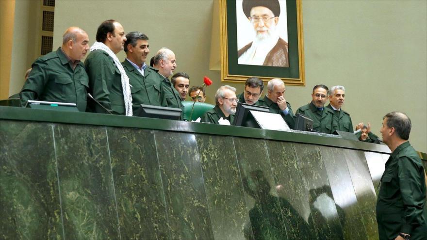 Irán: EEUU y sus FFAA son símbolos del terrorismo internacional | HISPANTV