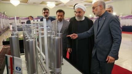 Irán desvela 114 nuevos logros en la ciencia nuclear
