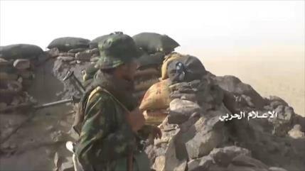 Vídeo: Fuerzas yemeníes matan y hieren a 52 militares saudíes