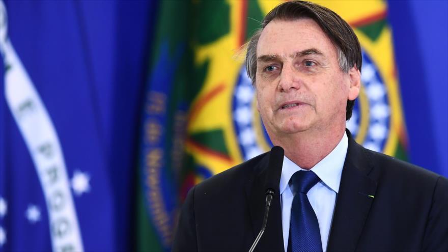 Bolsonaro quiere atacar militarmente a Venezuela luego de reunirse con Netanyahu