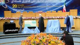 Rohani: EEUU fracasó en detener avance de Irán pese a sanciones