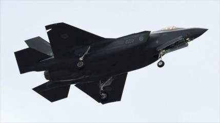 Japón suspende vuelos de sus F-35 por desaparición de uno de ellos