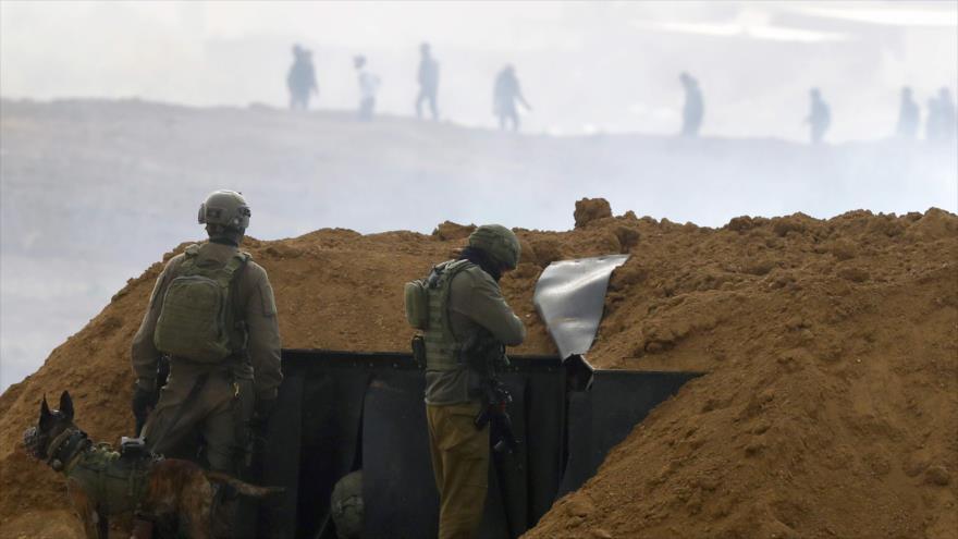 Fuerzas israelíes usan gases letales contra manifestantes en Gaza | HISPANTV