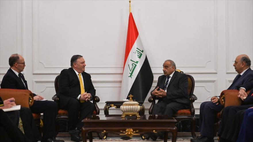 Irak: Medida de EEUU contra el CGRI de Irán perjudicará a todos | HISPANTV