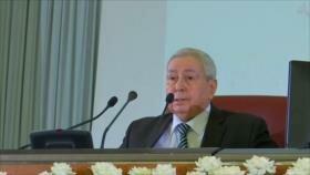 Argelia designa al jefe del Senado presidente interino