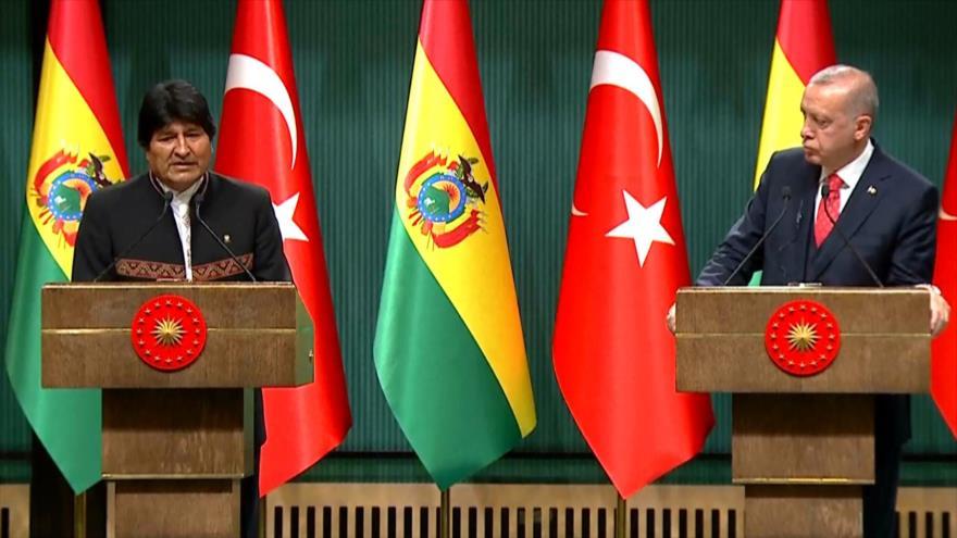 Turquía y Bolivia fortalecen lazos bilaterales