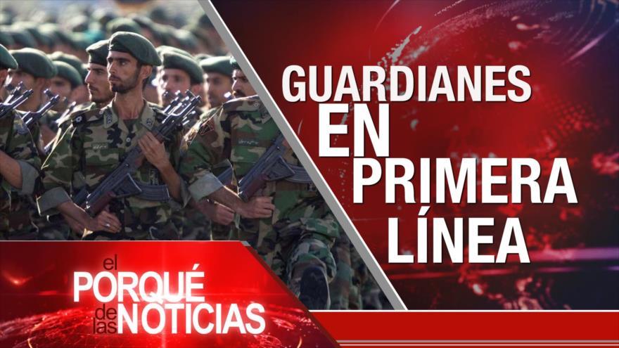 El Porqué de las Noticias: EEUU declara terroristas a CGRI. Violación de derechos de los niños inmigrantes. Relaciones Turquía-Bolivia