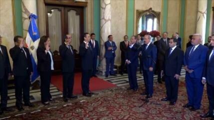Dominicanos critican selección de jueces de Corte de Justicia