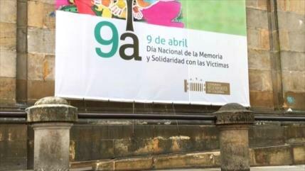 Colombianos conmemoran el Día Nacional de las Víctimas