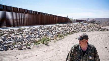 Pentágono firma contratos millonarios para levantar muro fronterizo