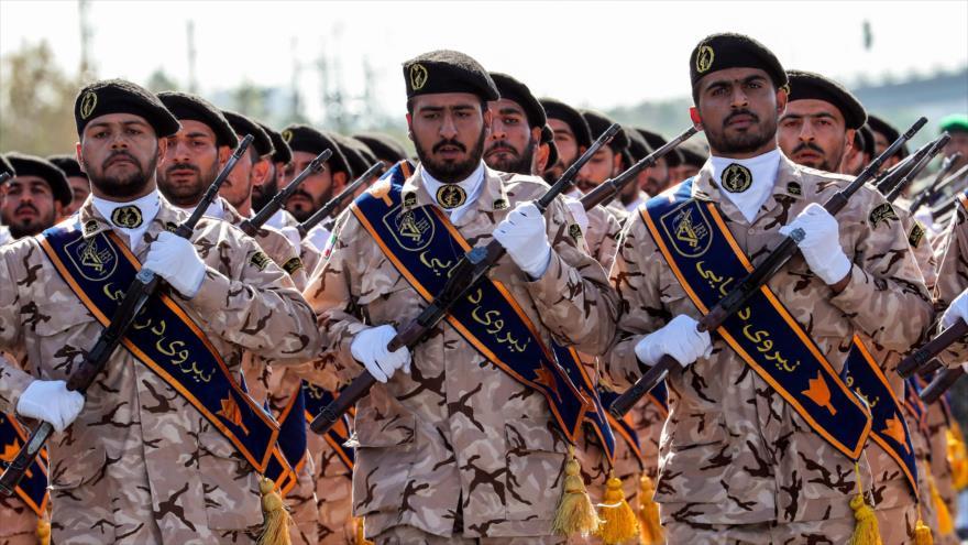 Cuerpo de Guardianes de Irán, fuerza letal para los terroristas | HISPANTV