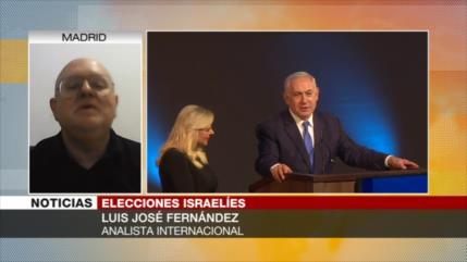 Fernández: Un nuevo mandato de Netanyahu tensará más la región