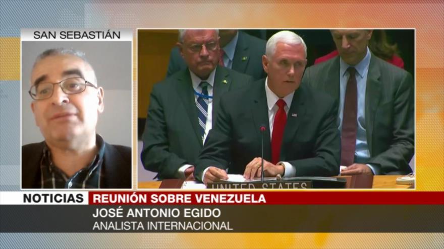 Egido: EEUU ha fracasado en todos sus esfuerzos contra Venezuela | HISPANTV