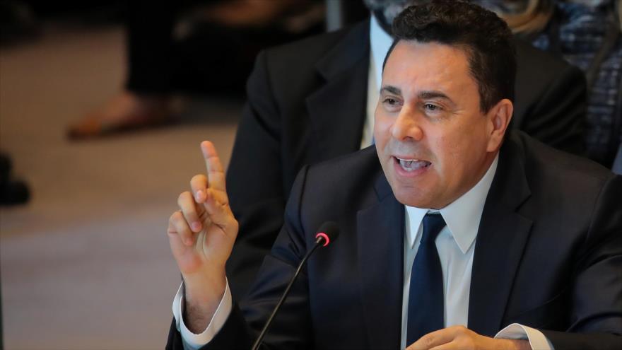 Venezuela pide a la ONU que pare la guerra de Trump