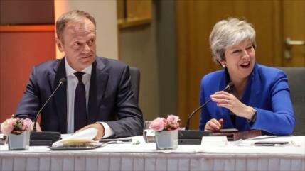 Unión Europea acuerda prorrogar el Brexit hasta octubre