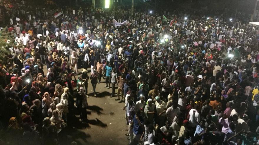 Sudán se asegura capaz de acabar con infiltrados en las protestas | HISPANTV