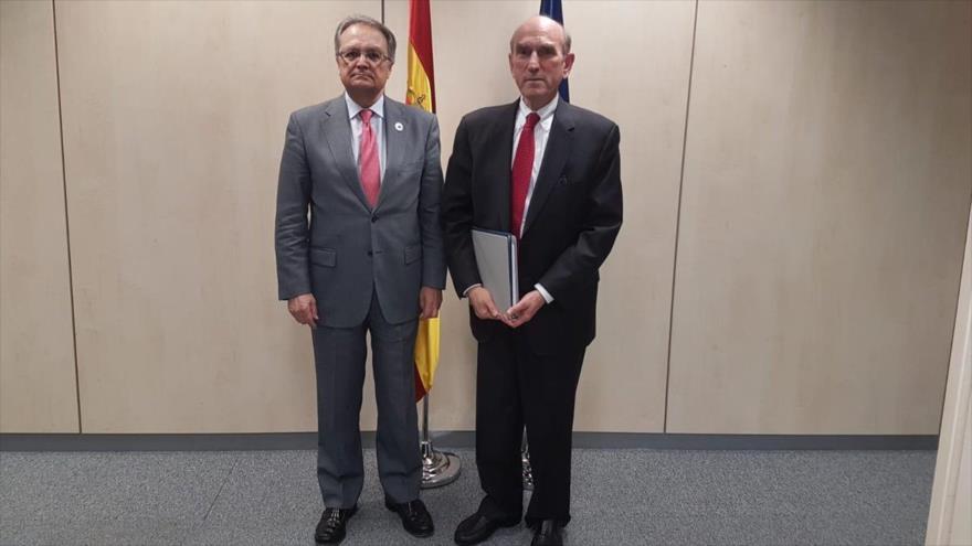 España reitera su rechazo a EEUU al uso de fuerza contra Venezuela | HISPANTV