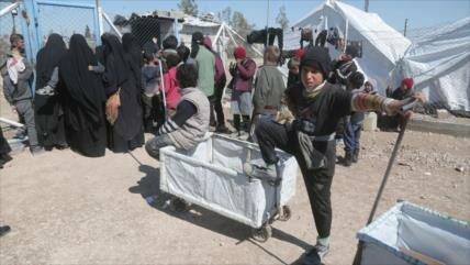 Rusia: En zonas ocupadas por EEUU mueren cada día 20 sirios