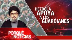 El Porqué de las Noticias: Hostilidad de EEUU hacia Irán. Polémicas elecciones israelíes. Injerencia de EEUU en Venezuela