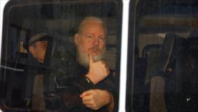 Reino Unido confirma proceso de extradición de Assange a EEUU