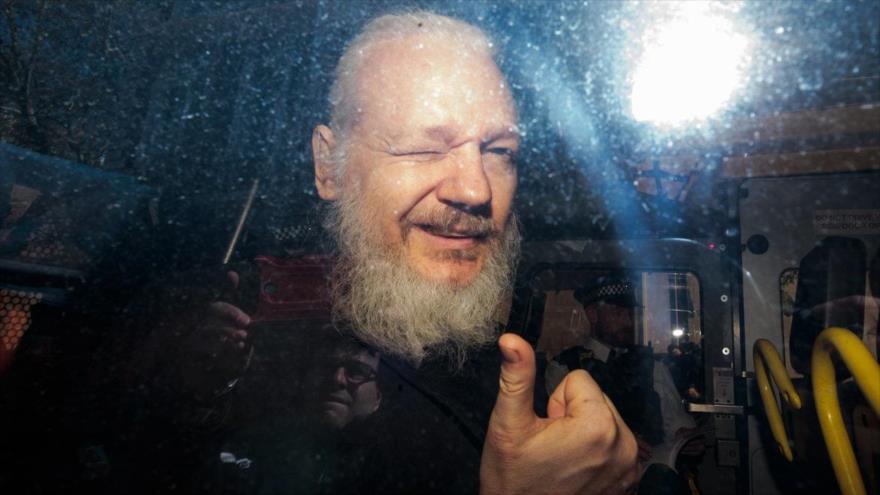 Expertos de la ONU: Extradición de Assange a EEUU viola sus DDHH | HISPANTV