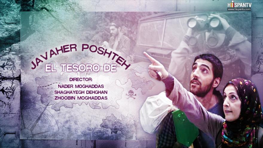 El tesoro de Javaher Poshteh