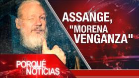 El Porqué de las Noticias: Arresto de Julian Assange. Crisis de Venezuela. Elecciones en España