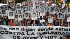 Uruguay: Concentración en reclamo de verdad y basta de impunidad