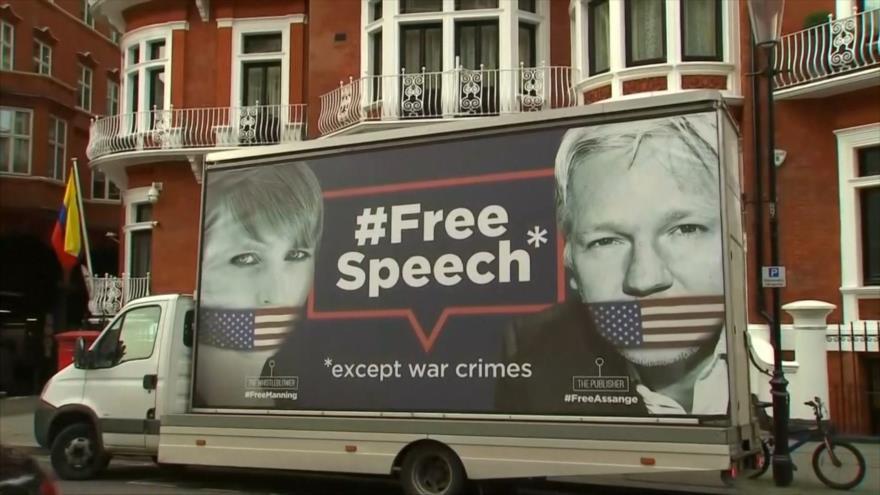 Arresto del fundador de Wikileaks Julian Assange genera reacciones | HISPANTV
