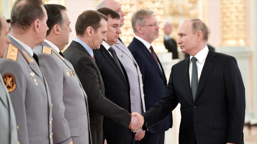 Putin anuncia nuevos avances de Rusia en materia armamentística | HISPANTV