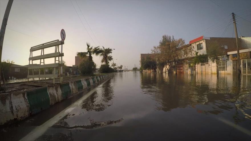 Irán Hoy: Inundaciones en Irán