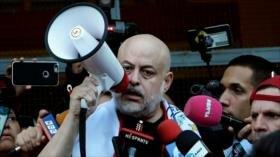Descontento en Paraguay por suspensión de un senador