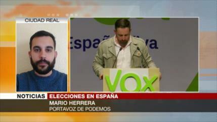 """Herrera: El auge de Vox en España es """"preocupante"""""""